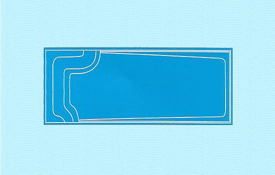 Piscines en polyester for Piscine evolutive 9